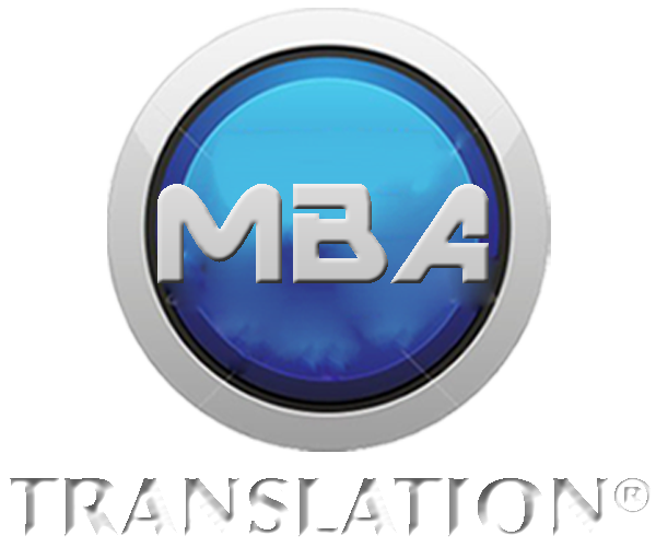 MBA Translation